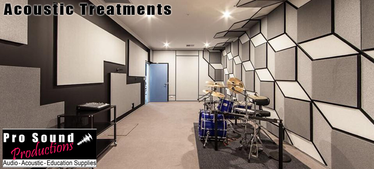 Acoustic Treatment Designs
