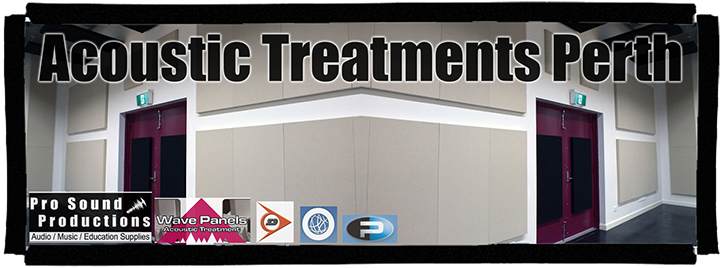 Acoustic Treatment Installations Perth