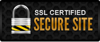 SSL Certified Secure Site