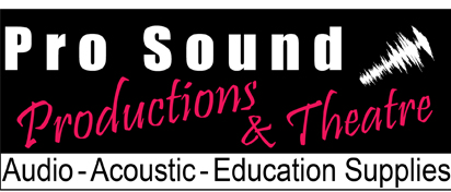 Pro Sound Productions - Audio / Music / Education Supplies