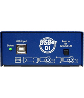 ARX USB Digital DI Box (Stereo DI)