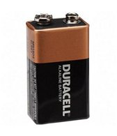DURACELL - Battery 9V (12 Pack)