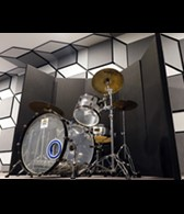 Drum Shield Acoustic Panels