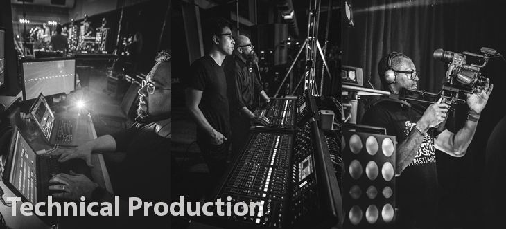 Technical Production Hire