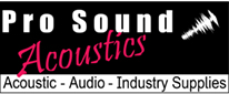 Pro Sound Acoustics - Acoustic Audio Industry Supplies
